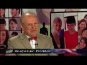 Educația Încotro | 12.04.2012 | Vasile Burlui, invitati Bogdan Neculau și Claudia Cărăușu | Relația elev-profesor