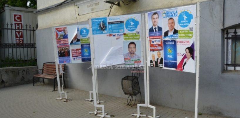 La Iaşi, o campanie electorală curată