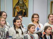 Concert coral, la Iași