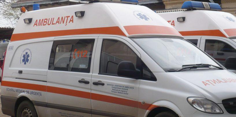 Creştere a numărului de solicitări la Ambulanţă