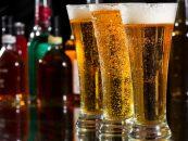 Interzis consumul de bere pe timp de caniculă