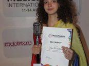 """Olga este marea câştigătoare """"Music for Kids"""""""