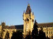Turnul cu ceas de la Palatul Culturii închis temporar