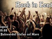 Weekend rock la Palatul Roznovanu