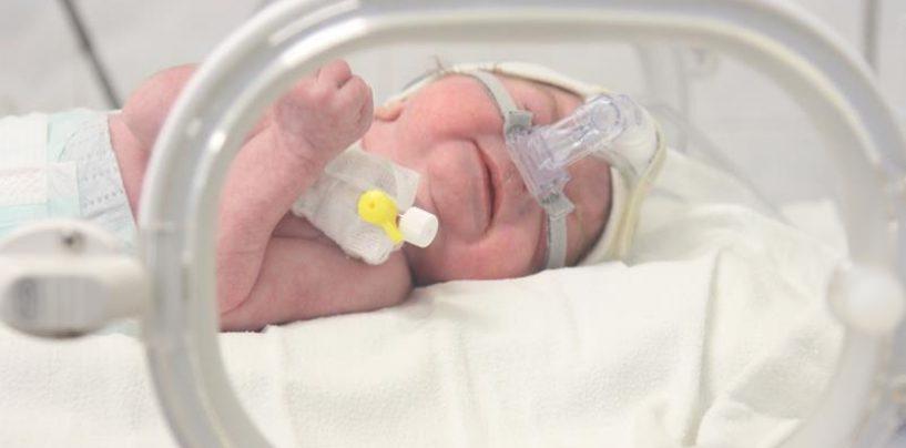 Abandonul din maternităţi, în scădere la Iaşi