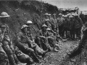 100 de ani de la începerea Primului Război Mondial