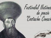 """Începe Festivalul de Poezie """"Costache Conachi"""""""