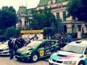Începe Cotnari Rally Iaşi