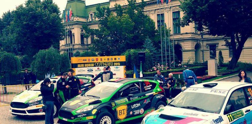 Ieşenii sunt aşteptaţi la Cotnari Rally