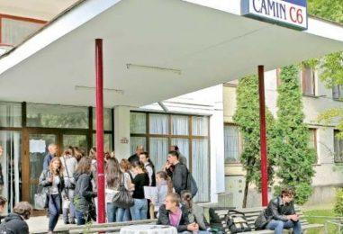 Cămin studenţesc la standarde europene