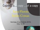 """""""Copy of a… copy… of a copy"""", în Copou"""
