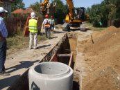 Noi proiecte de canalizare în comunele din jurul Iașului