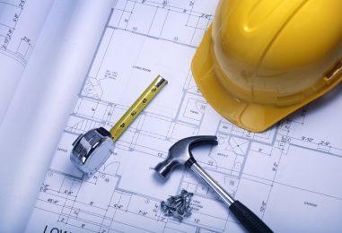Piața construcțiilor în scădere