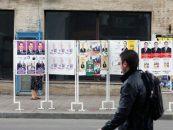 Pregătirea panotajului electoral