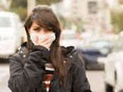 Nivel alarmant de poluare la Iaşi
