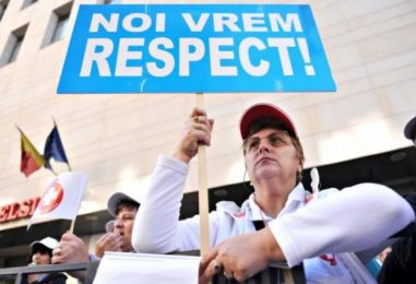 Proteste zilnice în sistemul sanitar