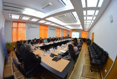 Schimb de experienţă la Consiliul Judeţean