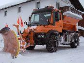 Comandamentul de iarnă pregătit de intervenţii