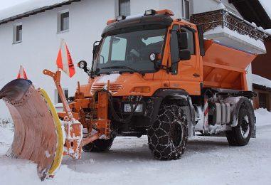 Pregătirea autorităţilor pentru sezonul rece