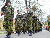 Ziua Armatei Române, celebrată la Iaşi