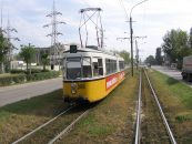 Reabilitarea liniei de tramvai Iași-Dancu