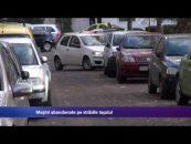 Maşini abandonate pe străzile Iaşului