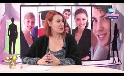 Videoteca Excelenţei | 21.12.2016 | Raluca Daria Diaconiuc, invitat Cătălin Acatrinei