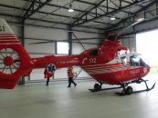 Elicopter SMURD pentru Iaşi