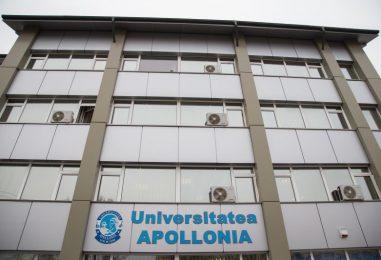 Centru de formare la Universitatea Apollonia