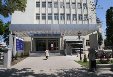 Primul transplant de rinichi la Parhon