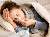 Creştere semnificativă a numărului infecţiilor respiratorii