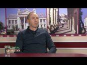 Săptămâna Sportivă   04.02.2017   Adrian Marin, invitat Ovidiu Covaci   Arta marţială ca pregătire pentru viaţă şi moarte
