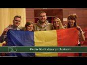 Cuvânt de elev | 30.03.2017 | Cassandra Corbu, invitat Raluca Chiriţă | Despre tineri, desen şi voluntariat