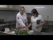 Invitație la Masă   15.04.2017   Ina Cocuz   Coaste de miel cu salata