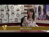 Videoteca Excelenței | 24.05.2017 | Raluca Daria Diaconiuc, invitat Anca Mihaela Bratu | Debut în literatură