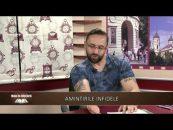 Nou în Librării   10.05.2017   Şerban Axinte, invitat Adrian Marin   Amintirile infidele