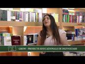 Cuvânt de elev | 11.05.2017 | Cassandra Corbu, invitat Bianca Strungaru | GROW – proiecte educaţionale de dezvoltare