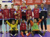 Băieţii din Botoşani, în finala Cupei Coca-Cola la fotbal