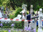 Deshumarea osemintelor eroului anticomunist Mugur Călinescu