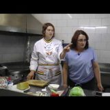 Invitație la Masă | 24.06.2017 | Ina Cocuz | Salată caldă cu anșoa
