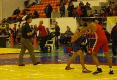 Campionat naţional de lupte la Botoşani