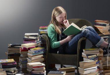 Plăcerea de a citi
