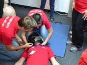 Voluntar pentru a salva vieţi