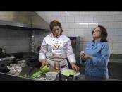 Invitație la Masă   01.07.2017   Ina Cocuz   Salată caldă cu limonadă