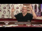 Nou în Librării   26.07.2017   Șerban Axinte, invitat Radu Andriescu   Maturitatea poetului