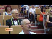 Universitaria | 11.07.2017 | Susţinerea discursului de primire în Academia Oamenilor de Ştiinţă din România a domnului Prof. dr. Vasile Burlui – Intelectuali, Intelectualitate, Intelectualism