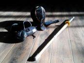 La Galaţi, campionii la kendo se antrenează în faţa blocului