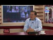 Problemele Orașului   01.08.2017   Adi Cristi, invitat Paul Butnariu, președintele Camerei de Comerț Iași