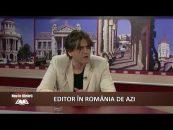 Nou în Librării   09.08.2017   Șerban Axinte, invitat Gabriel Chescu   Editor în România de azi