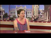 Identități Culturale | 02.08.2017 | Livia Iacob, invitat Valentin Talpalaru | Interviuri până la un punct